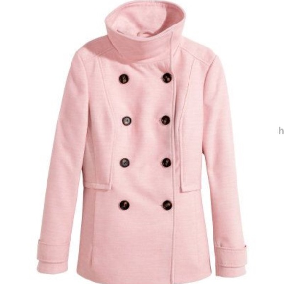 H&M - ❄️H&M double breasted jacket coat pea Coat❄ from Vivi ...