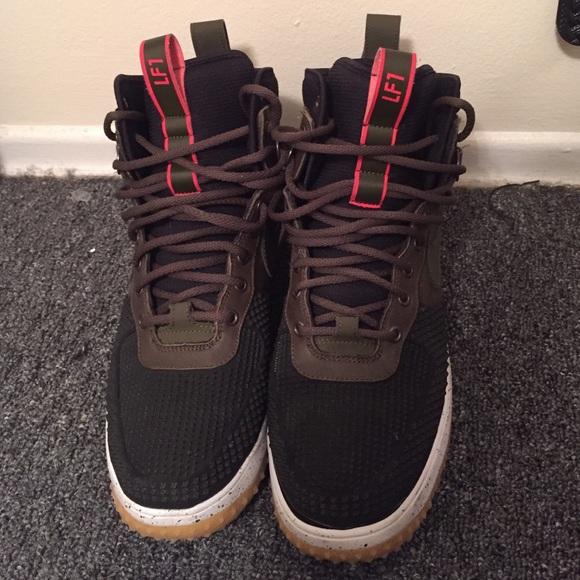 Men's Nike Lunar Force 1 duck boot