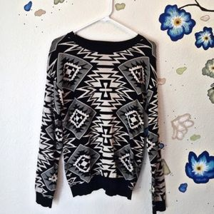 Aztec Meridian Sweater