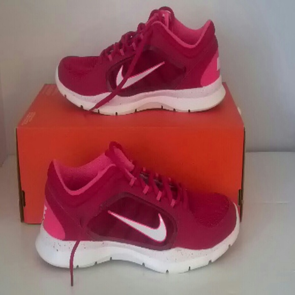 finest selection 680c0 dc9ad Womens Nike Flex Trainer 643083 603 4 size 8