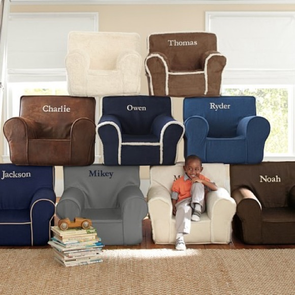 fb5afa0cb99 Pottery Barn Anywhere Chair Cover. M 56a65da756b2d670ed0039f1