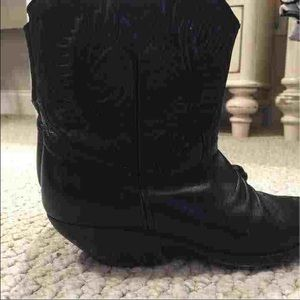 Vintage cow girl boots