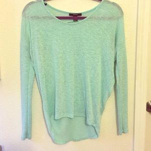 Mint Thin long sleeve