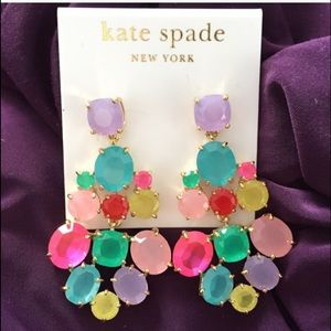 ISO these Kate spade earrings !