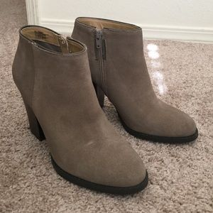 Kenzie suede ankle boots