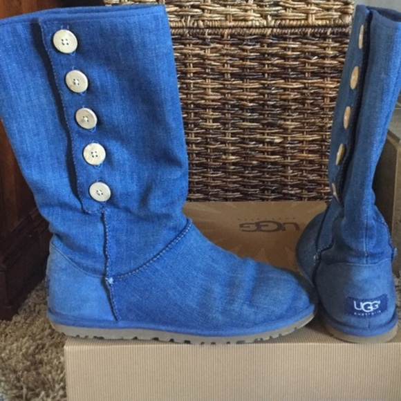 Ugg Blue Jean Boots