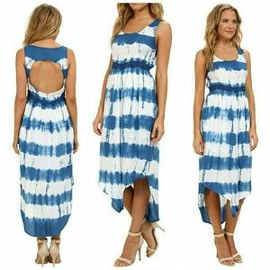 Aryn K Dresses & Skirts - HP! Host Pick! ⭐ Aryn K Tie Dye Blast Hi-Low Dress