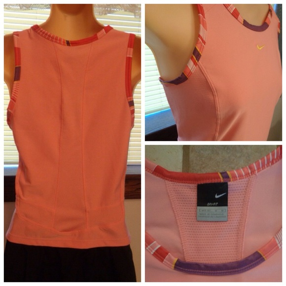 Nike Tops - Dri-Fit Nike Crew Neck Tank Top Shirt M(8-10)