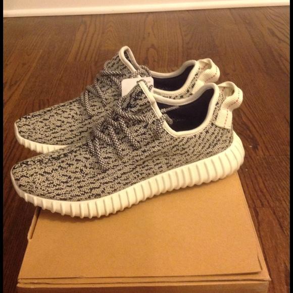 Adidas zapatos Yeezy Boost 350 turtle dove hombre  tamaños poshmark