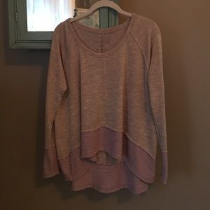Free People Tops - Beige pink Free People top