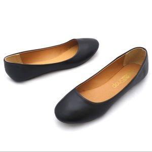 ShuShop Shoes - Black Flats by ShuShop