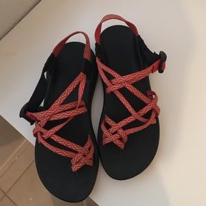 SOLD Chacos $45 on merc