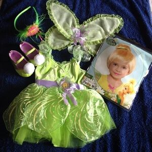 Other - Tinkerbell complete baby costume