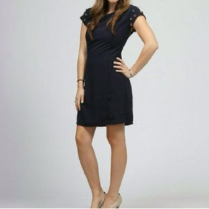 "Moon Collection Dresses & Skirts - Moon Collection ""Navy Timeless Dress"""