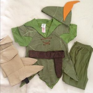Other - Peter Pan kids costume.