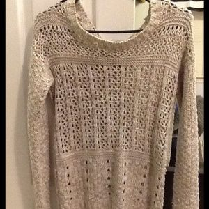 Cozy Knit sweater!