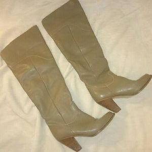 Shoes - Vintage over the knee boots