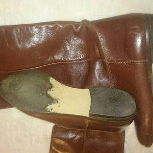 Nine West Shoes - Vintage Nine West Laureen riding boots