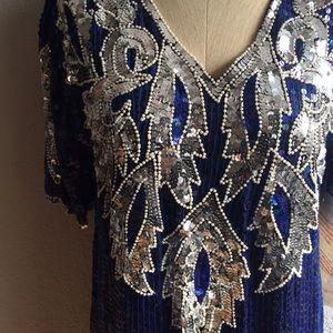 Sequin Dress | Vintage