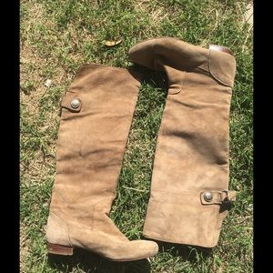 Coach Shoes - Coach over the knee boots