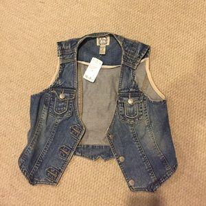 Forever 21 Jackets & Coats - Denim vest - vintage style