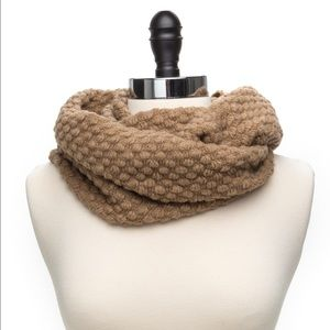 Accessories - Camel Infinity Scarf