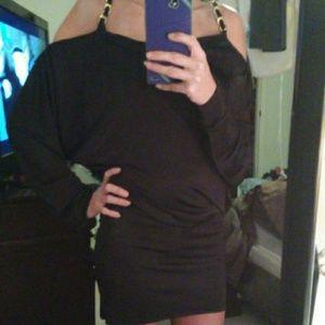 Gorgeous little black dress