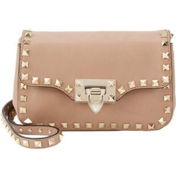 3fab644ff2a Valentino Bags | 2 Days Sale Authentic Rockstud Nude | Poshmark