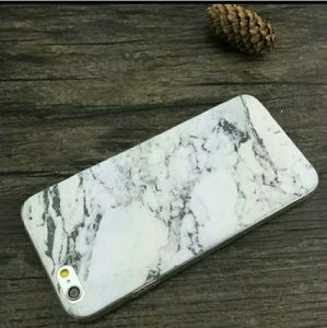 Accessories - Marble design IPhone 6/6s, 7/7+ case! NWOT