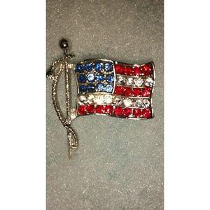 Jewelry - ✳ American Flag Pendant ✳