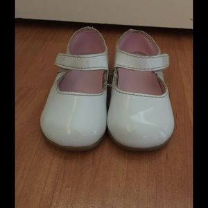 Other - White Toddler shoes