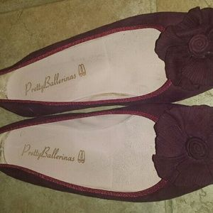 pretty ballerinas  Shoes - Ballet style flats