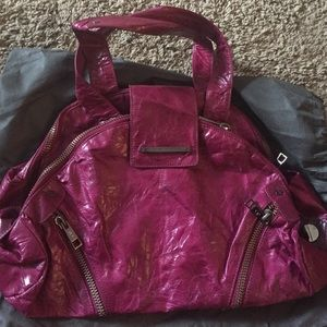 Matt & nat vegan bowler bag
