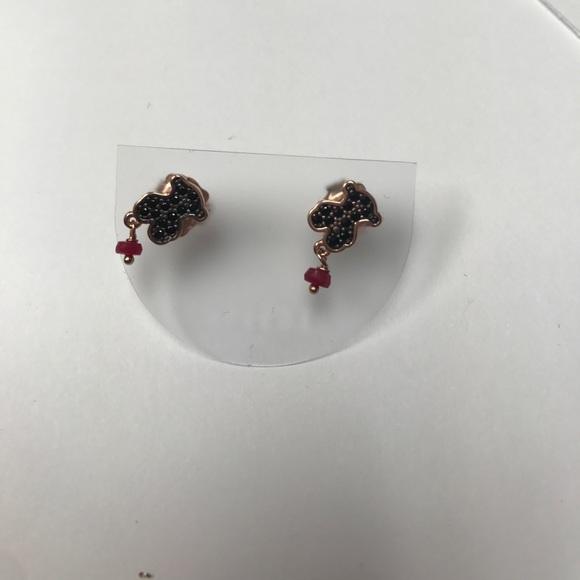 02d892927 Tous Motif Earrings. M_59419df4522b450c2e001d2f