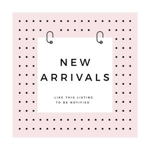 75+ new items added! Check it out!