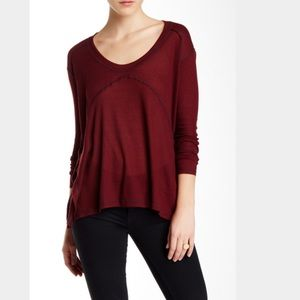 Willow & Clay Tops - Thermal Long Sleeve Tee