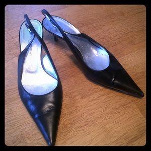 Dolce & Gabbana Shoes - Dolce&Gabbana sling back kitten heel