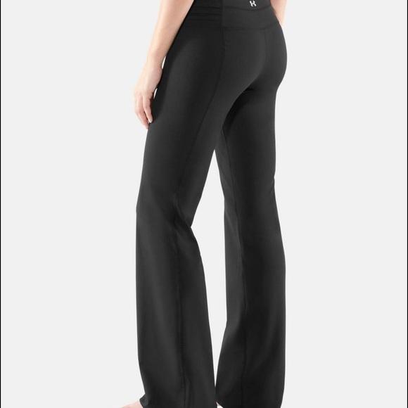 under armour yoga pants. under armour pants - studio lux yoga u