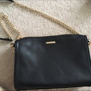 Rebecca Minkoff Handbags - Black Rebecca minkoff cross body bag
