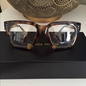 Linda Farrow Accessories - Linda Farrow Luxe frames