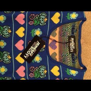 Jeremy Scott Dresses & Skirts - Jeremy Scott Intarsia Dress size Small