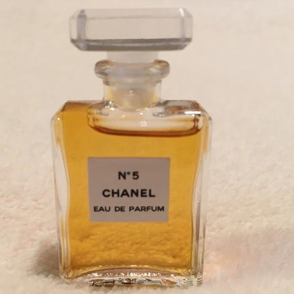 Chanel Makeup No 5 Miniature Perfume 35 Ml Poshmark
