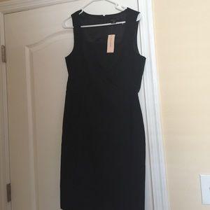 Banana republic 10p black dress