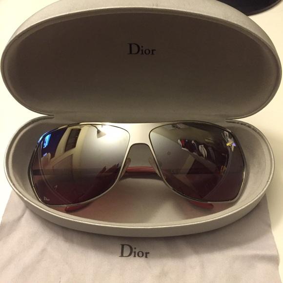 69f22863903 Dior Accessories - Christian Dior Secret 2 Mirrored Sunglasses