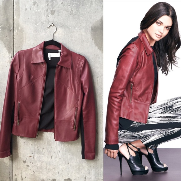 b9953ac01392 10 Crosby Derek Lam Jackets   Blazers - ✨HP sale ✨Derek Lam leather jacket
