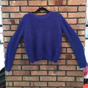 Forever 21 Sweaters - Royal Blue Sweater