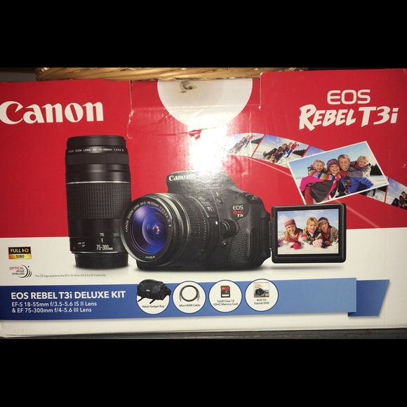 Canon Other - Canon t3i