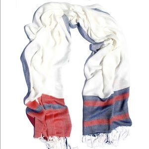 Ketzali Other - Ketzali Red, white & blue sarong or scarf