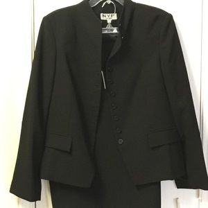NYP Suits Dresses & Skirts - 2pc Black NYP Suits