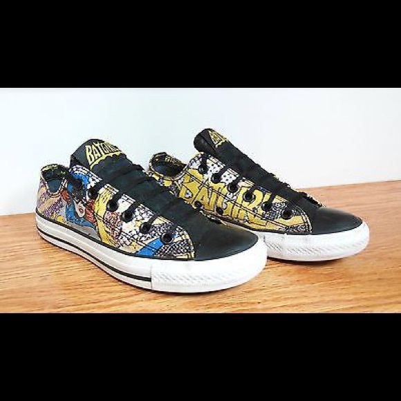 45a7b3a1ee1203 Converse Shoes - converse batgirl sneakers